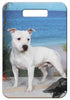 Staffordshire Bull Terrier Luggage Tag
