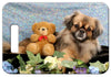 Tibetan Spaniel Luggage Tag