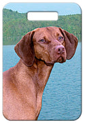 Vizsla Luggage Tag