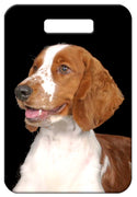 Welsh Springer Spaniel Luggage Tag