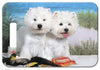 West Highland White WestieTerrier Luggage Tag