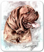 Dogue De Bordeaux Mousepad