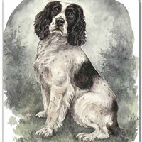 English Springer Spaniel Mousepad
