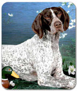 German Shorthair Pointer Mousepad