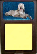 Afghan Hound Note Holder