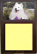 American Eskimo Note Holder