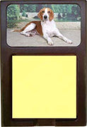 American Foxhound Note Holder