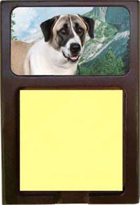Anatolian Shepherd Note Holder