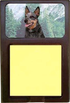 Australian Cattle Dog Note Holder