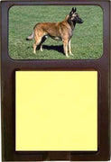 Belgian Malinois Note Holder