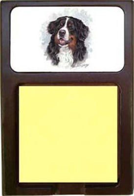 Bernese Mountain Dog Note Holder