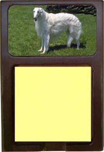 Borzoi Note Holder