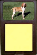 Bracco Italiano Note Holder