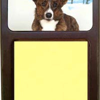 Cardigan Welsh Corgi Note Holder