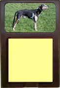Catahoula Leopard Note Holder