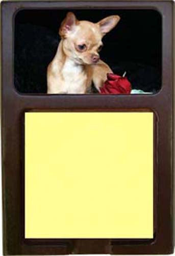 Chihuahua Note Holder