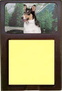 Collie Smooth Note Holder
