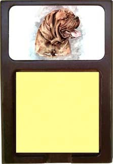 Dogue De Bordeaux Note Holder