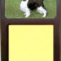 English Springer Spaniel Note Holder