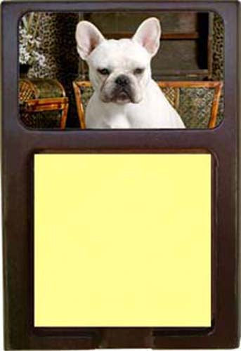 French Bulldog Note Holder