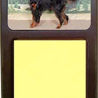 Gordon Setter Note Holder