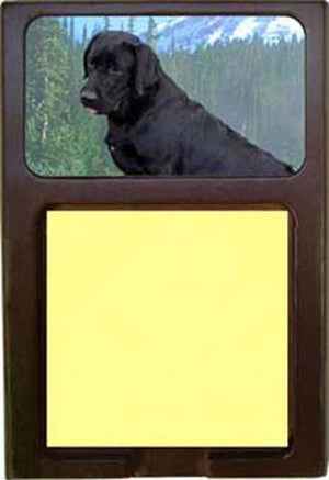 Labrador Retriever Note Holder