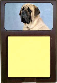 Mastiff Note Holder