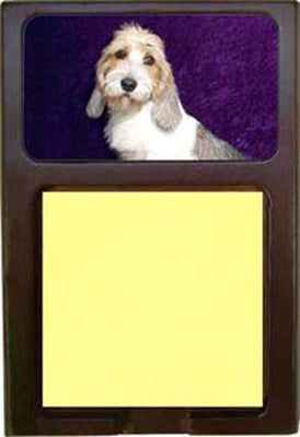 Petit Basset Griffon Vendeen Note Holder