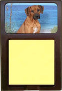 Rhodesian Ridgeback Note Holder