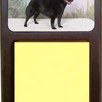 Schipperke Note Holder