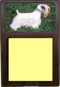 Sealyham Terrier Note Holder