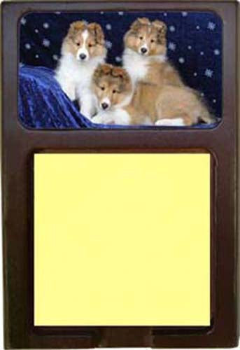 Shetland Sheepdog Note Holder