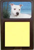 Staffordshire Bull Terrier Note Holder