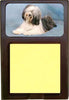 Tibetan Terrier Note Holder