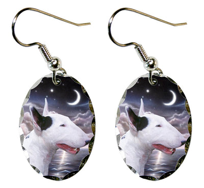 Bull Terrier Earrings