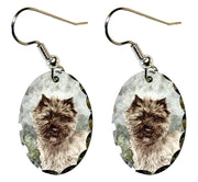 Cairn Terrier Earrings
