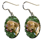 Dogue De Bordeaux Earrings