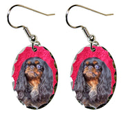 English Toy Spaniel Earrings