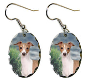 Italian Greyhound Earrings
