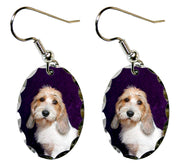 Petit Basset Griffon Vendeen Earrings