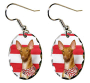 Pharaoh Hound Earrings