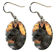 Scottish Terrier Earrings