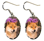 Shiba Inu Earrings