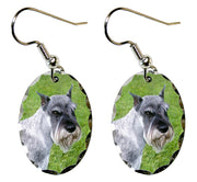 Standard Schnauzer Earrings