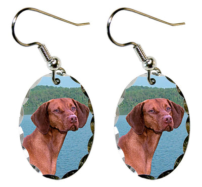 Vizsla Earrings