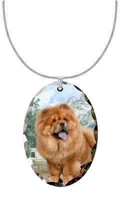 Chow Chow Pendant