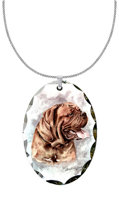 Dogue De Bordeaux Pendant