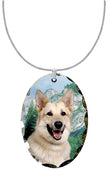 German Shepherd Pendant