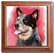 Australian Cattle Dog Tile Trivet