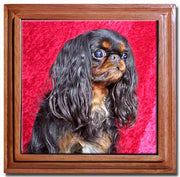 English Toy Spaniel Tile Trivet